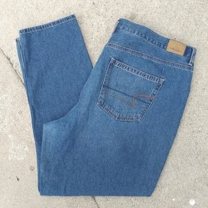 American Eagle High Rise Mom Jeans
